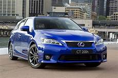 review 2011 lexus ct 200h f sport review