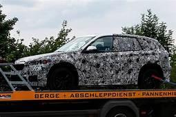 Spyshots BMW FAST Family Activity Sports Tourer