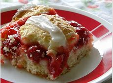cherry swirl coffee cake_image
