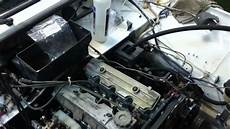Fiat Lancia 2 0 Engine In A Lada Niva Start