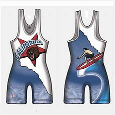 Brute Torq Wrestling Knee Pad Size Chart California State Sublimated Singlet By Brute