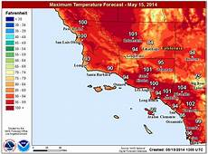temperature los angeles weather high in los angeles hits digits thursday 89 3 kpcc