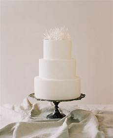 simple wedding cakes coral cake topper once wed