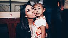 kim kardashian calls out people questioning north west s