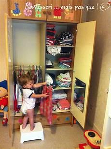 Armoire Montessori Montessori Mais Pas Que