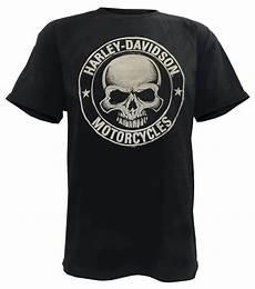 harley davidson t shirts harley davidson s h d skull badge sleeve t shirt