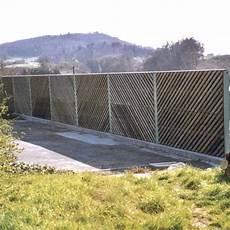 paroi anti bruit intérieur ecran acoustique en bois mur barri 232 re parois anti bruit