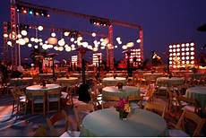 Decorations For Rooftop by Rooftop Coctail Rooftop Rooftop Wedding