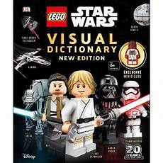 lego wars visual dictionary new edition with
