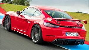 2020 Porsche 718 Cayman GT4  Pure Driver's Car YouTube