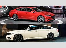 Flipboard: Auto Showdown: 2020 Hyundai Sonata vs 2019