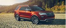 Pictures Of All Ten 2018 Ford Explorer Exterior Color Options