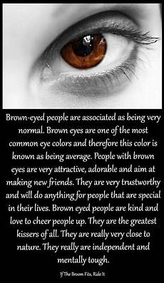 Brown Brown Brown Eye Quotes I