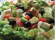 fidji s tried tasted recipes greek salad