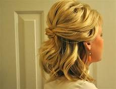 curly half up half down hairstyles for medium length hair 30 half up half down hairstyles you