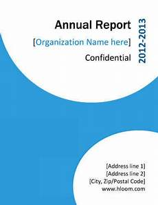 7 report cover page templates for business documents hloom