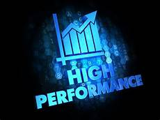 away from a traditional to a high performance