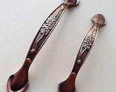 Kitchen Cabinet Hardware Bronze Copper by Copper Drawer Pull Etsy