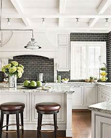 Black Backsplash Kitchen 5 Newest Kitchen Backsplash Trends To Go For Digsdigs