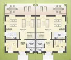 moderne doppelhaushälfte grundrisse doppelhaush 228 lfte d115 156 980 ibs haus