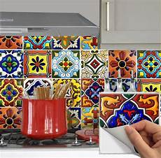 tile stickers for kitchen backsplash bathroom peel and