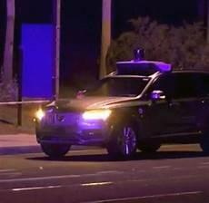 Autonomes Fahren T 246 Dlicher Uber Crash Wird Roboterautos