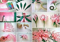 Diy Paper Flowers Goodiy