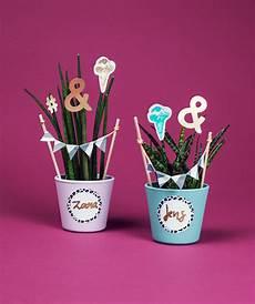 hochzeits diy einfach wundersch 246 n pflanzen ikea und