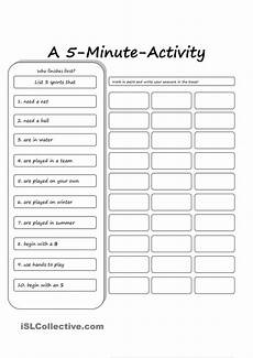 sports worksheets for middle school 15728 name 3 sports that lesson plans activities middle school activities