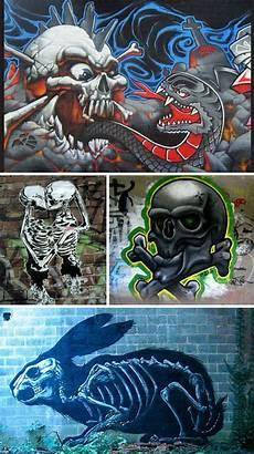 Wow 22 Gambar Kartun Grafiti Gani Gambar