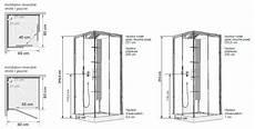 hauteur montage mitigeur cabine de horizon c90 receveur faible hauteur porte
