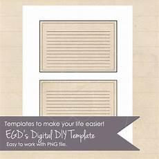 5x7 recipe card template free instant recipe card template 4x6 inch 5x7 inch