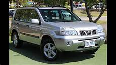 nissan x trail t30 b5875 2007 nissan x trail st s t30 ii manual 4x4
