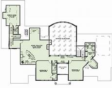 theplancollection com house plans home plan ndg 718 floor plan first story