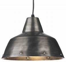 luminaire industriel suspension fatto suspension lumineuse en m 233 tal 27cm industriel