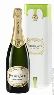nv perrier jouet grand brut with bloom box chagne