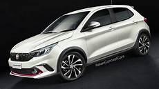 Fiat Argo Europe Version Concept