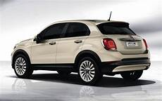 Fiat 500x Unveiled At 2014 Motor Show Performancedrive