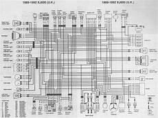 wiring diagram xj 600 wiring diagram schematic for xj600 1989 needed xjrider com