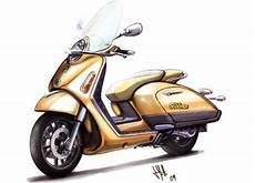 Vespa Gts 500 - modern vespa could this be the next vespa a 500cc gts