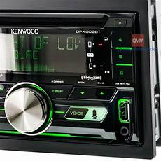 kenwood dpx502bt din cd car stereo receiver with