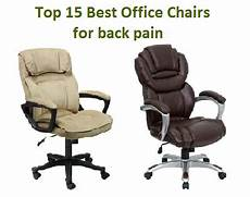 top 15 best office chairs for back in 2019