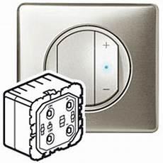 prix interrupteur celiane interrupteur variateur legrand c 233 liane 600w 067082