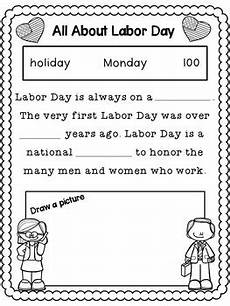 labor day activities no prep worksheets for grades 1 3 by miss math