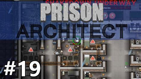 Prison Architect - Panic Builds - PART #47