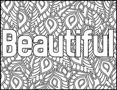 positive affirmations coloring pages for adults beautiful etsy