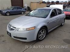 2004 Acura Tl Parts by Parting Out 2004 Acura Tl Stock 7509gy Tls Auto