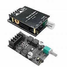 Tpa3116 Bluetooth Hifi 2x50w Stereo Lifier by 2x50w Tpa3116 Aux Bluetooth 5 0 Hifi High Power Digital