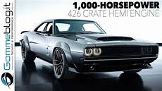 dodge super charger 1000 hp hellephant 426 hemi engine details youtube
