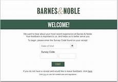 barnes noble customer satisfaction survey at